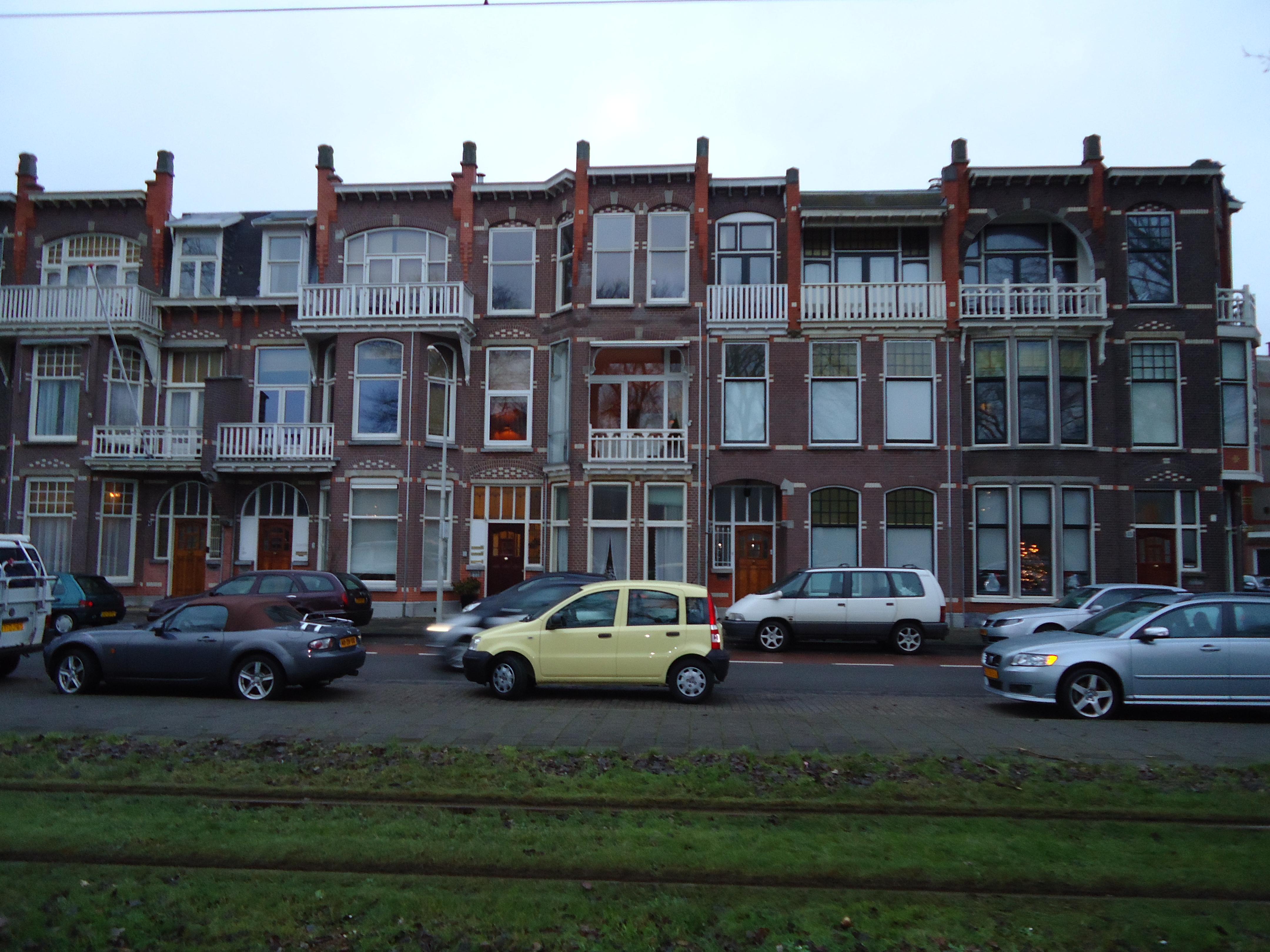 Foto van Van Boetzelaerlaan 19I