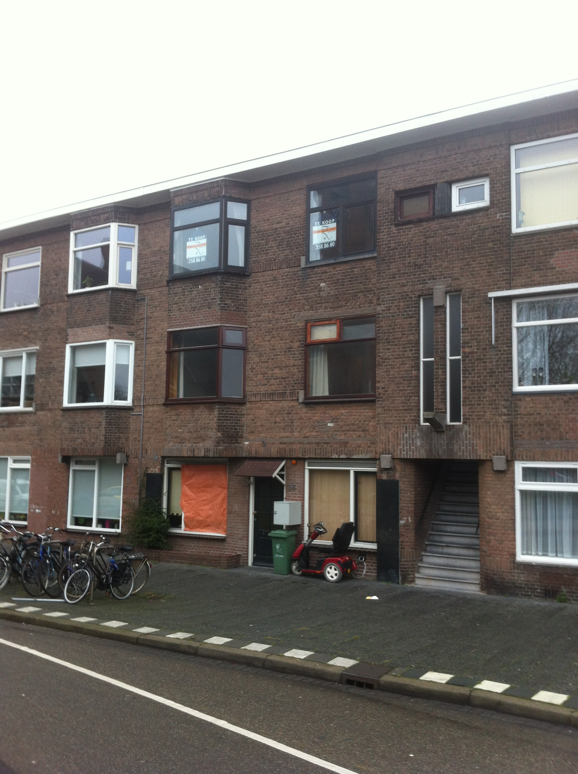 Foto van Tesselsestraat 31