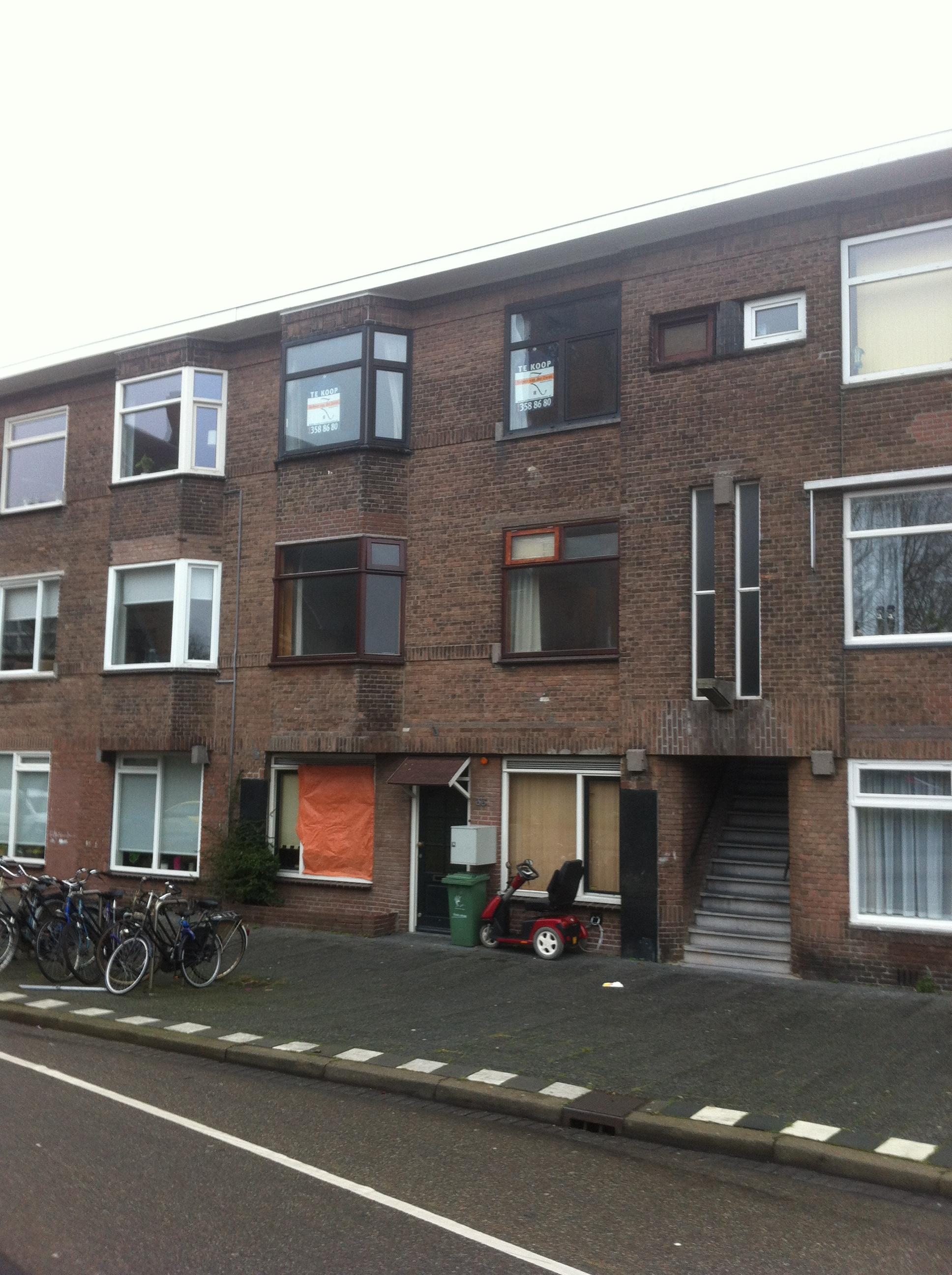 Foto van Tesselsestraat 31