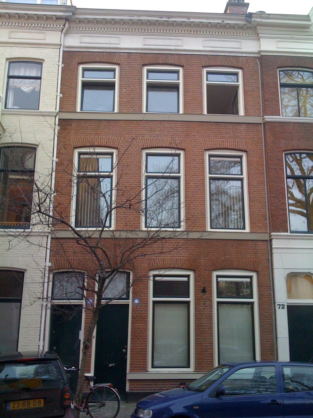 Foto van Bilderdijkstraat 68-B
