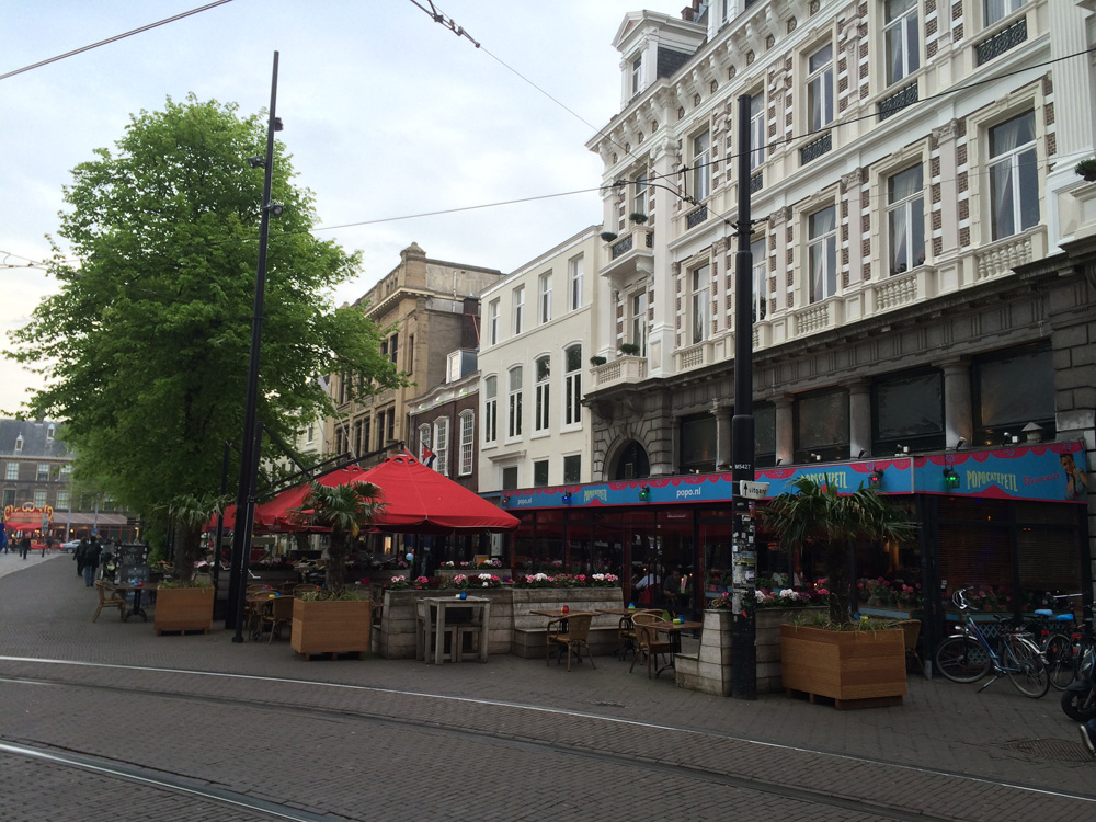 Foto van Buitenhof 8