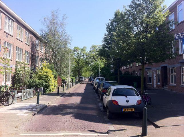 Foto van Drebbelstraat 17