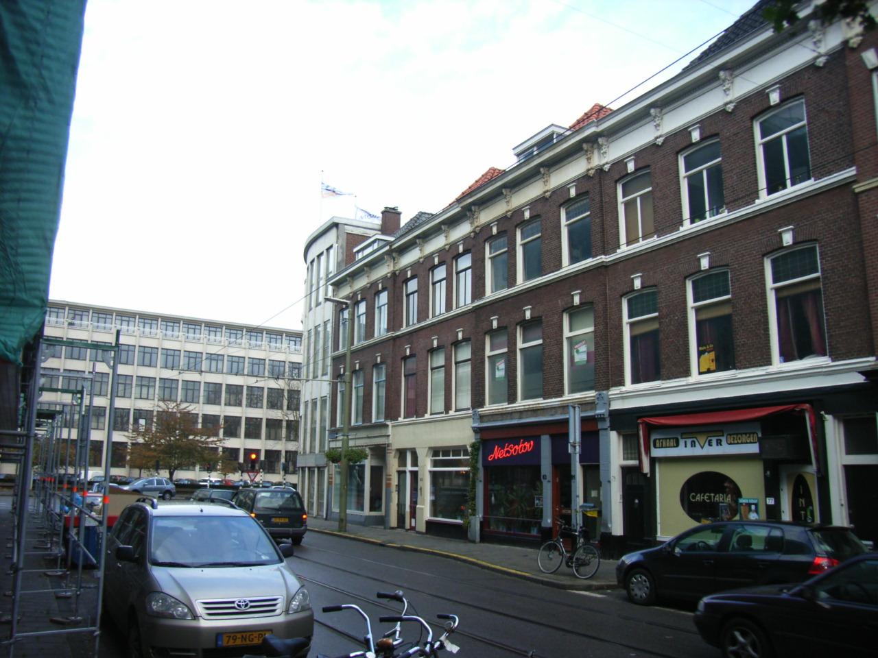 Foto van Zoutmanstraat 81-B