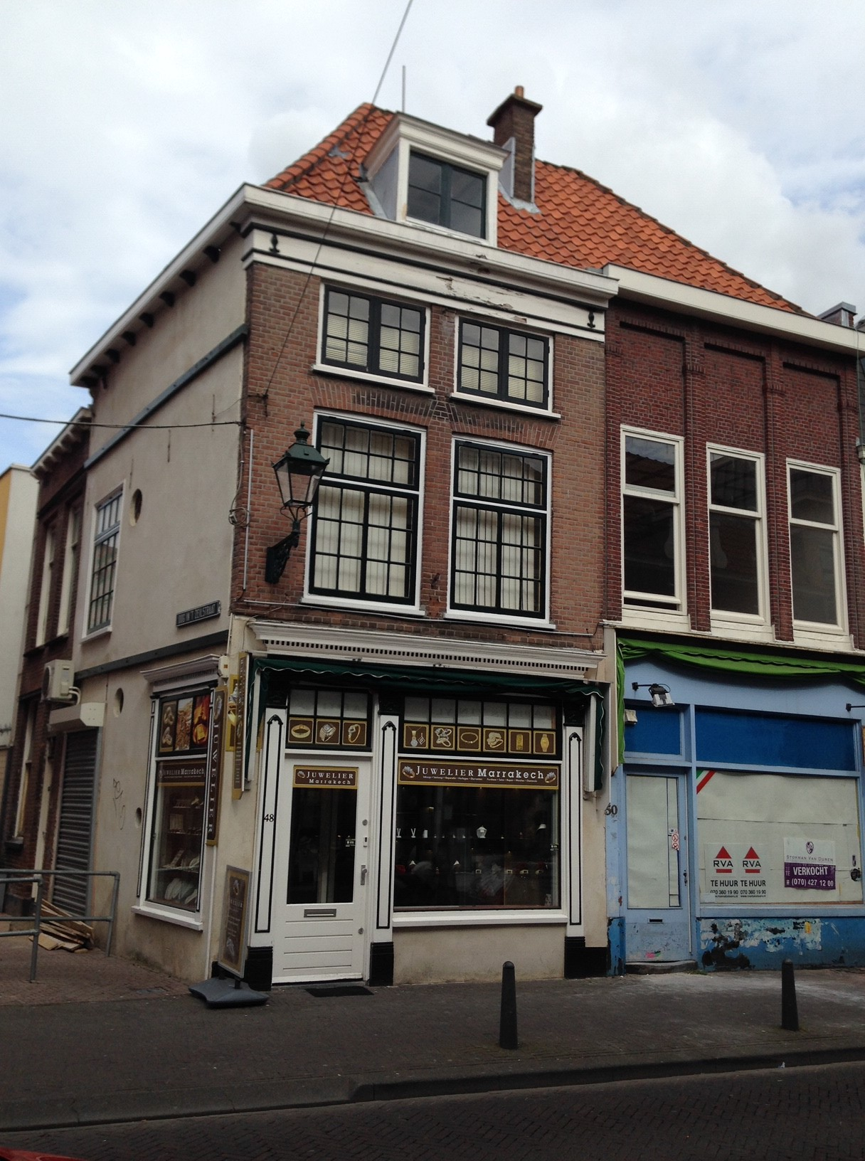 Foto van Boekhorststraat 48