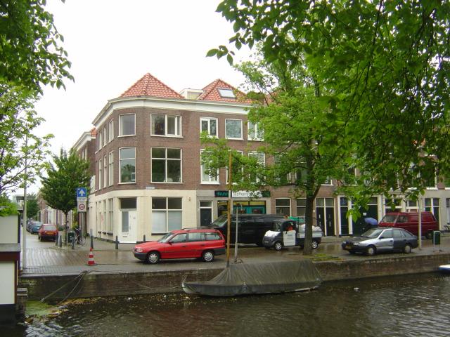 Foto van Da Costastraat 1-A