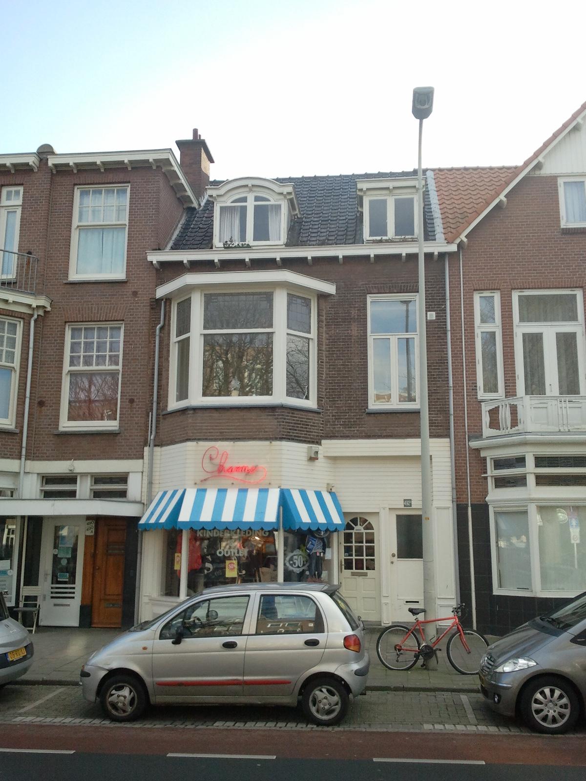 Foto van Laan Van Meerdervoort 492C